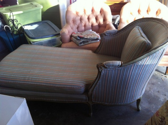 """Frenchy """"Princess Chair"""""""